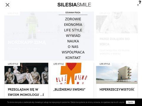 Silesiasmile.pl magazyn lifestylowy o firmach