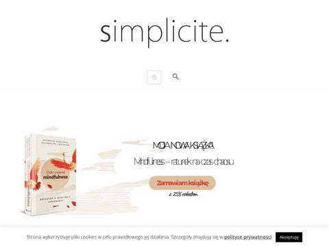 Blog kulinarny simplicite