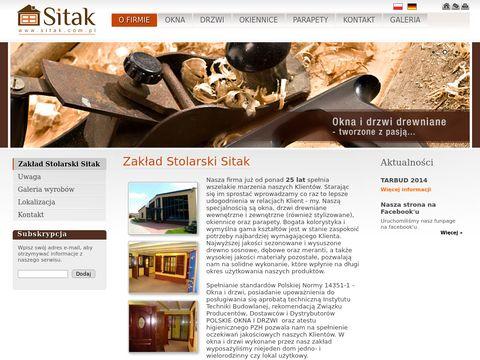 Sitak.com.pl - drzwi zewnętrzne Wrocław