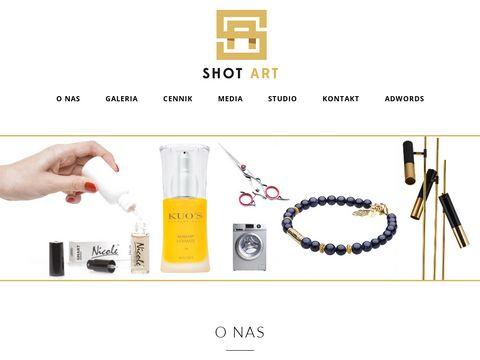 Shotart.pl packshot