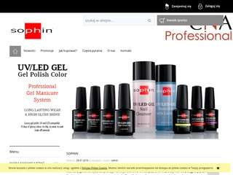 Sklep.sophin-cosmetics.pl