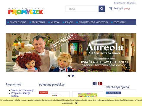 Sklep.promyczek.pl film religijny dla dzieci