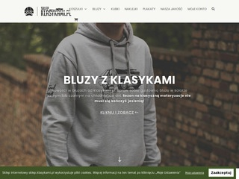 Sklep.klasykami.pl - najlepsze plakaty z autami