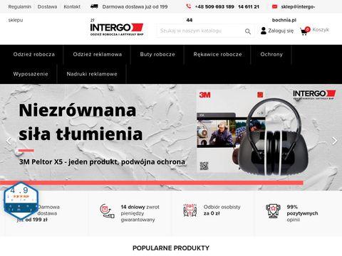 Intergo PPHU ubrania robocze Kraków