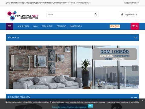 Sklep.hadwao.net - impregnat hydrofobowy