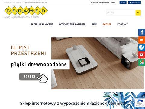 Sklep.ceramed.pl akcesoria łazienkowe