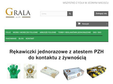 PPHU Grala - producent worków foliowych