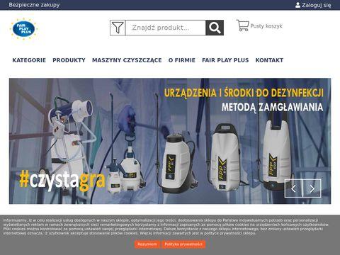 Sklep.fairplayplus.pl chemię profesjonalną