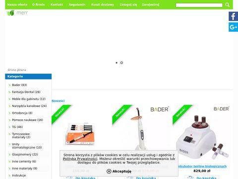 Sklep-stomatologiczny-24.pl - Bond