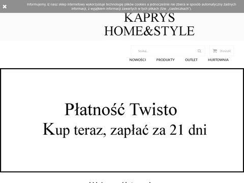 Home & style - dodatki dla Twojego domu