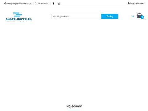 Sklep-haccp.pl - wzory