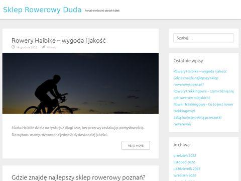Banaszek Duda Company sp.j. rowery kross
