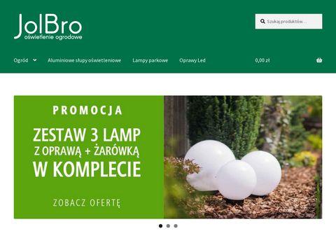 Sklepogrodowy.com klosz kula