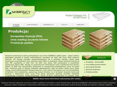 Skibinski-palety.pl