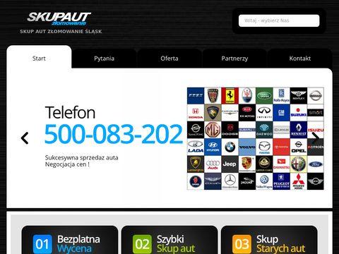 Skupaut-zlomowanie.pl - złomowanie samochodów