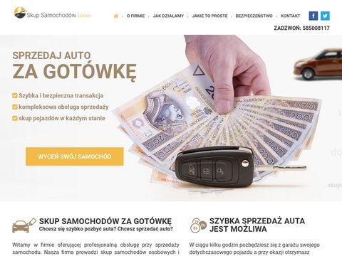 Skup-samochodow-gdansk.pl - auto skup