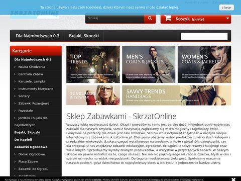 SkrzatOnline.pl - sklep internetowy z zabawkami