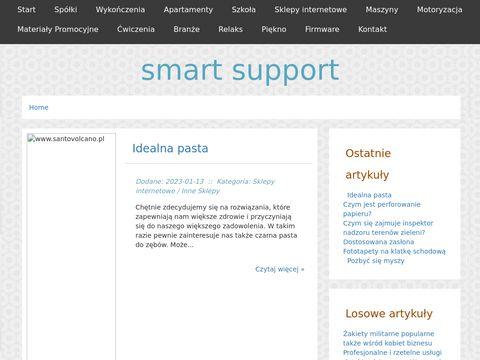 Smart Support serwis komputerowy Łódź