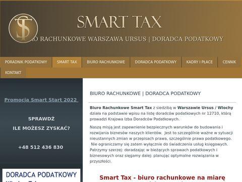 Smarttax.pl biuro rachunkowe Warszawa