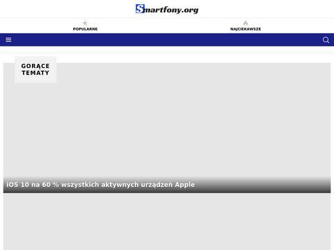 Smartfony.org katalog telefonów