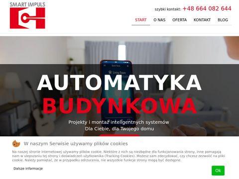 Smartimpuls.pl inteligentny dom Bielsko-biała
