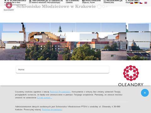 Smkrakow.pl tani nocleg