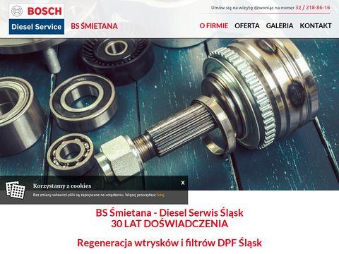 Smietana-diesel.pl diagnostyka silników diesel