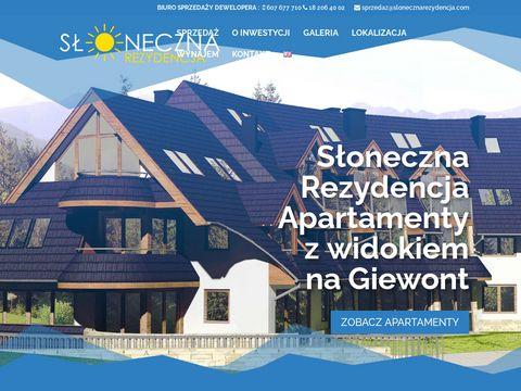 Slonecznarezydencja.com apartamenty