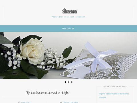Slubnastronawww.pl
