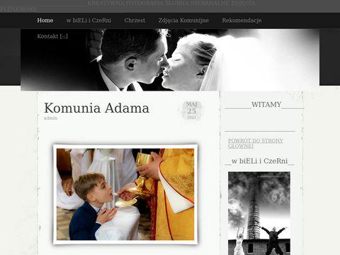 Kreatywna Fotografia ślubna Płock
