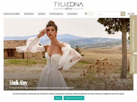 Suknie ślubne Warszawa
