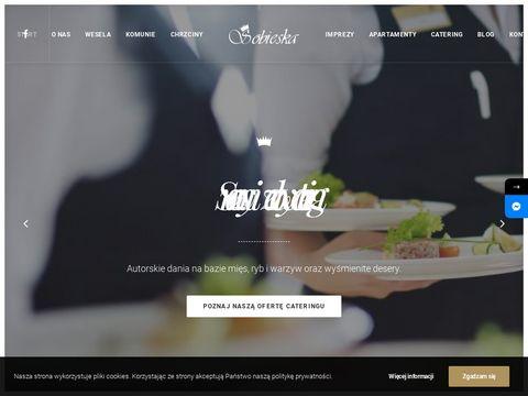 Sobieska-jawor.pl sala bankietowa