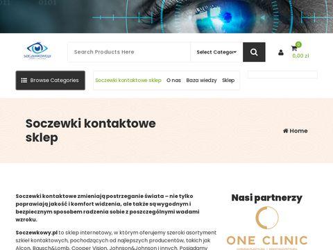 Soczewkowy.pl - soczewki kontaktowe