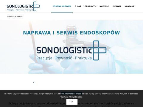 Sonologistic.pl naprawa endoskopów
