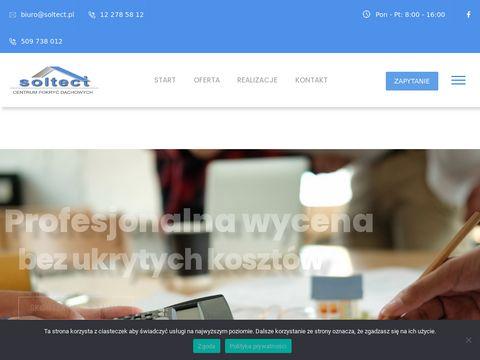 Soltect.pl blacha trapezowa
