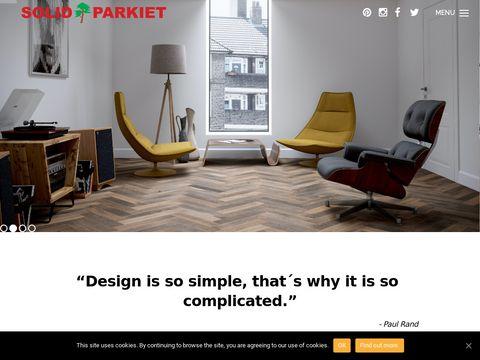 Solid-Parkiet s.c. podłoga drewniana Małopolska