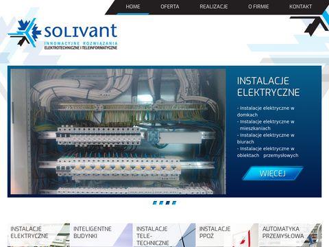 Solivant.pl automatyka przemysłowa
