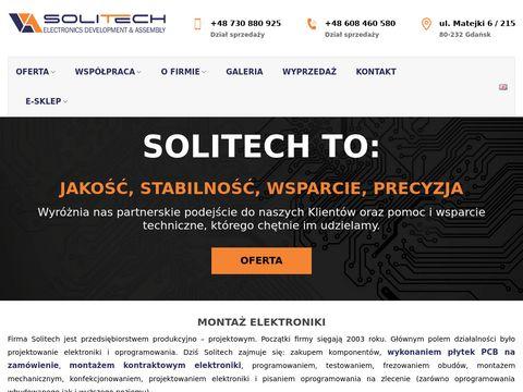 Solitech.pl Montaż smd