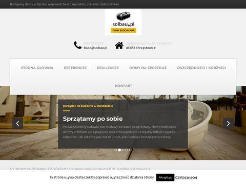 Solbau.pl - usługi budowlane opole