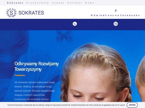 Sokrates.gda.pl prywatna szkoła podstawowa