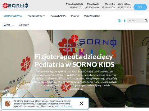 Sorno - centrum medyczno-rehabilitacyjne