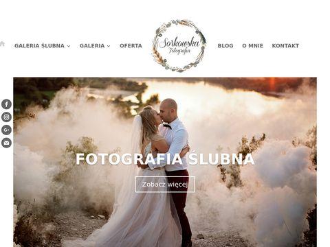 Sorkowska.com fotograf na ślub Lublin