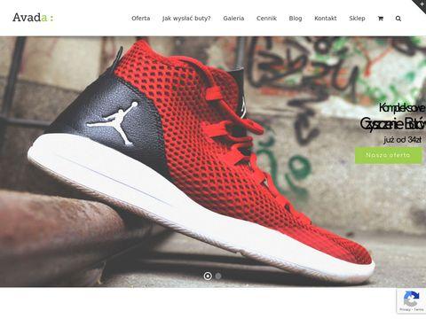 Sneakersspa.pl - renowacja i czyszczenie butów