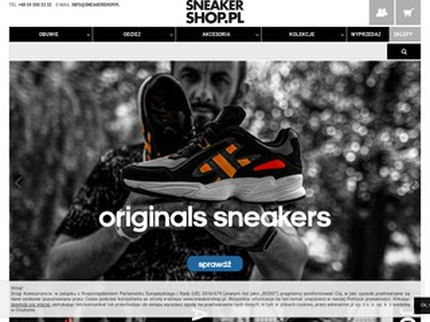 Sneakershop.pl - oryginalne buty sportowe