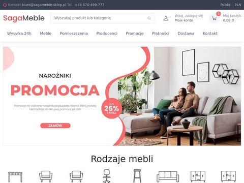 Sagameble-sklep.pl - dla dziewczynki