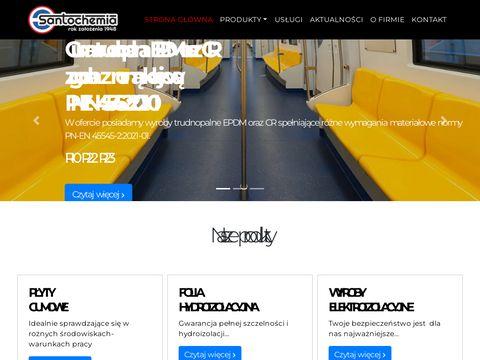 Santochemia profile gumowe