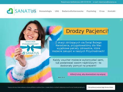 SANATUS - Gabinety specjalistyczne Koszalin