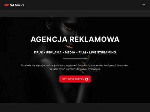 SamArt agencja reklamy