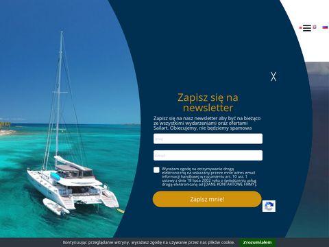 Sailart.eu - rejsy po bahamach