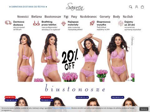 Sawren.pl hurtownia bielizny